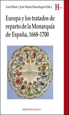 BIBLIOTECA NUEVA – EUROPA Y LOS TRATADOS DE REPARTO