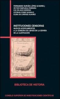 CSIC – INSTITUCIONES CENSORAS