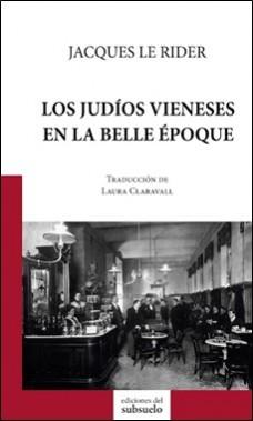 EDICIONES DEL SUBSUELO – JUDIOS VIENESES