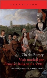 BURNEY – ACANTILADO – VIAJE MUSICAL