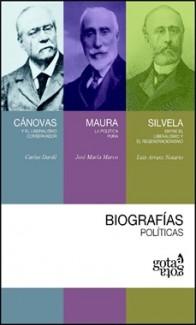 GOTA A GOTA – FAES – BIOGRAFIAS POLITICAS
