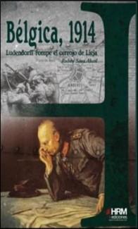RUBEN SAENZ – HRM – BELGICA 1914