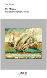 VICTOR SAN JUAN – NAVALMIL – TOLON 1744