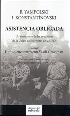 EDICIONES SUBSUELO – ASISTENCIA OBLIGADA