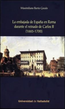 UNIVERSIDAD VALLADOLID – EMBAJADA ROMA – BARRIO