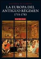 SIGLO XXI – EUROPA ANTIGUO REGIMEN