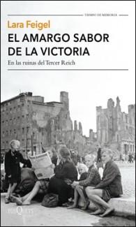 TUSQUETS – AMARGO SABOR DE LA VICTORIA