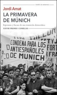 TUSQUETS – PRIMAVERA DE MUNICH – JORDI AMAT