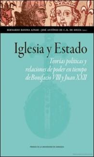 UNIVERSIDAD DE ZARAGOZA – IGLESIA Y ESTADO