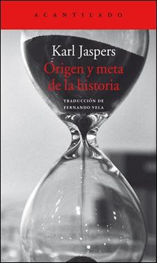 ACANTILADO - ORIGEN Y META DE LA HISTORIA