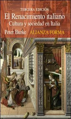 ALIANZA - RENACIMIENTO ITALIANO - PETER BURKE