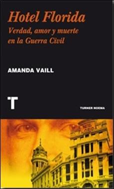AMANDA VAILL - TURNER - HOTEL FLORIDA