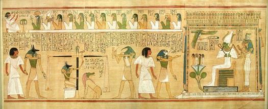 ANTIGUO EGIPTO MUERTE