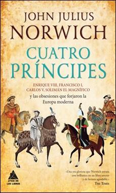 ATICO DE LOS LIBROS - CUATRO PRINCIPES