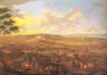 BATALLA ZARAGOZA 1710 GUERRA SUCESION