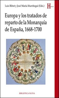 BIBLIOTECA NUEVA - EUROPA Y LOS TRATADOS DE REPARTO