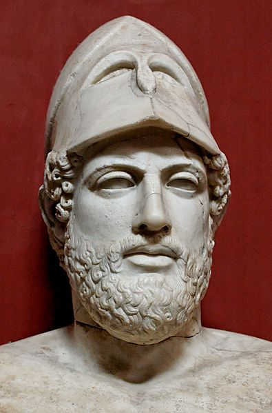 BUSTO PERICLES