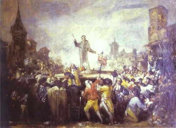 CARLOS III - MOTIN DE ESQUILACHE