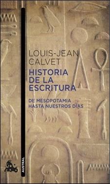 CATEDRA - HISTORIA ESCRITURA