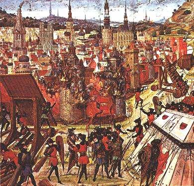 CONQUISTA JERUSALEN 1099