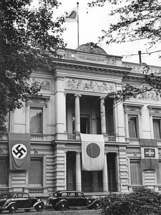 EMBAJADA JAPONESA EN BERLIN