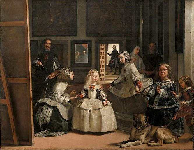 Felipe IV - Las meninas
