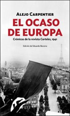 FORCOLA - OCASO DE EUROPA - CARPENTIER