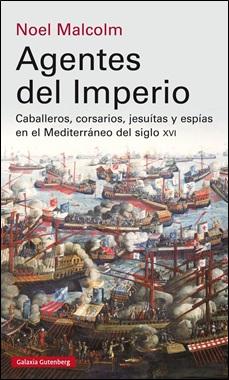 GALAXIA GUTENBERG - AGENTES DEL IMPERIO