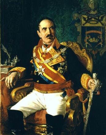GENERALES DE ISABEL II - ESPARTERO