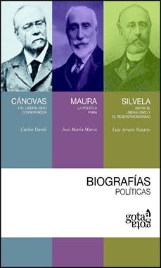 GOTA A GOTA - FAES - BIOGRAFIAS POLITICAS