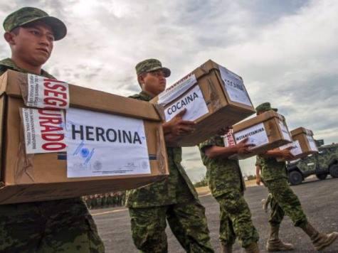 INCAUTACION DROGA MEXICO