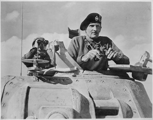 Montgomery - Monty y Rommel