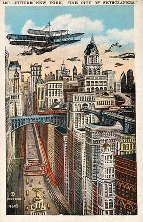 NUEVA YORK EN EL FUTURO