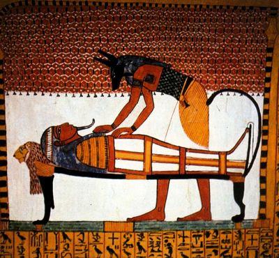 OSIRIS RITO EGIPTO