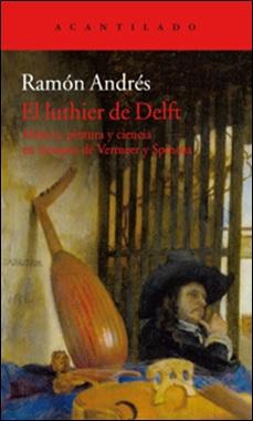 RAMON ANDRES - ACANTILADO - LUTHIER DELFT