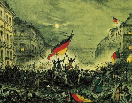 REINO DE HIERRO - BERLIN 1848