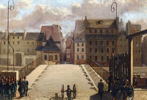 REVOLUCION DE 1848 - PUENTE