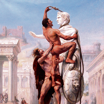 Saqueo de Roma - Alarico