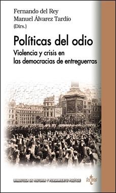 TECNOS - POLITICAS DEL ODIO
