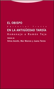 TROTTA - OBISPO EN LA ANTIGUEDAD TARDIA