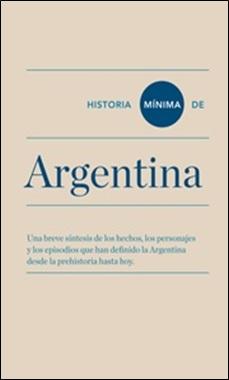 TURNER - HISTORIA MINIMA ARGENTINA