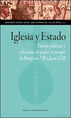 UNIVERSIDAD DE ZARAGOZA - IGLESIA Y ESTADO