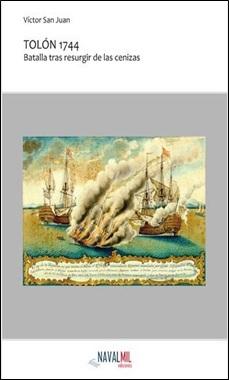 VICTOR SAN JUAN - NAVALMIL - TOLON 1744